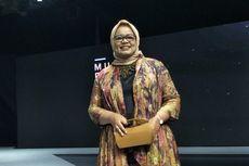 Gaya Istri Anies Baswedan, Pakai Tas Kayu dan Batik Perajin Jakarta