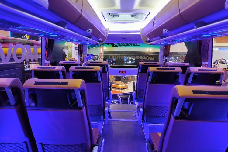 kabin bus