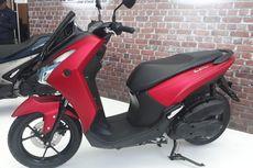 Fitur Yamaha Lexi, Siap Seruduk Vario 125