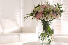 7 Manfaat Meletakkan Bunga di Dalam Rumah