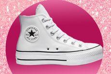 Converse Luncurkan Koleksi Sepatu Pernikahan yang Nyaman