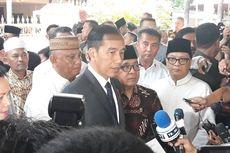 Melayat ke Rumah Duka, Jokowi: Ini Penghormatan Besar Kita kepada Pak Habibie