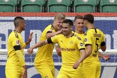 Link Live Streaming Paderborn Vs Dortmund, Kick-off 23.00 WIB