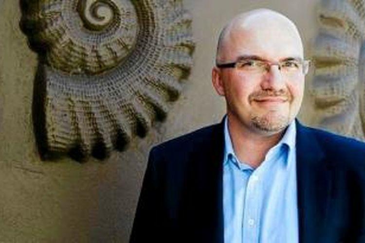 Politisi Australia asal Partai Liberal, Mark Textor.