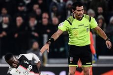 Laga Inter vs Milan Dipimpin Wasit asal Napoli