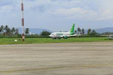 Pria Tak Dikenal Masuk ke Pesawat Citilink yang Parkir di Bandara Raden Inten II Lampung