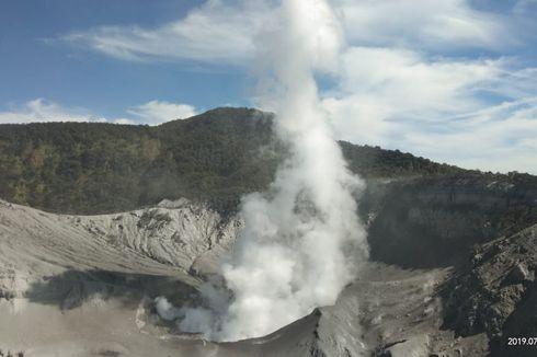 Erupsi Gunung Bisa Picu Masalah Pernapasan, Begini Cara Mencegahnya