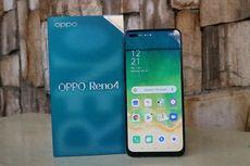 Penjualan Reno 4 Dibandingkan Ponsel Oppo Terlaris