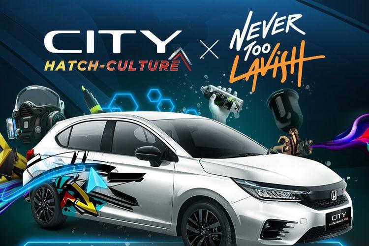 Kompetisi Honda City Hatchback NeverTooLavish