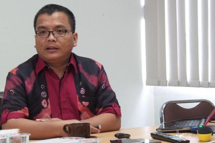 Mantan Wakil Menteri Hukum dan Hak Asasi Manusia Denny Indrayana