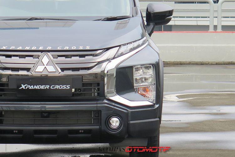 Mitsubishi Xpander Cross Rockford Fosgate Black Edition