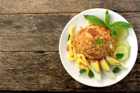 Kalori Nasi Goreng dan Cara Membuat Nasi Goreng Lebih Sehat