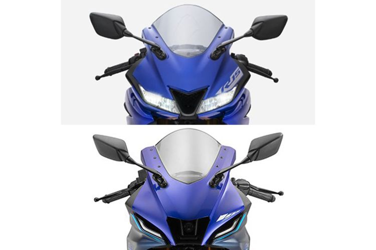 Yamaha R15 v3 Vs R15 v4