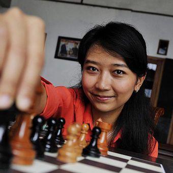 Pecatur Irene Kharisma Sukandar