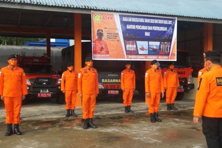 Kantor Pencarian dan Pertolongan (Basarnas) Nias, langsung menurunkan tim pencari terhadap 2 warga Nias Selatan, Sumatera Utara, yang di kabarkan hilang terseret arus Sungai Susua, Kecamatan Susua, Kabupaten Nias Selatan, Sumatera Utara.