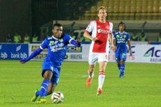 Persib Bandung Pernah Tahan Imbang Juara Eredivisie di Si Jalak Harupat