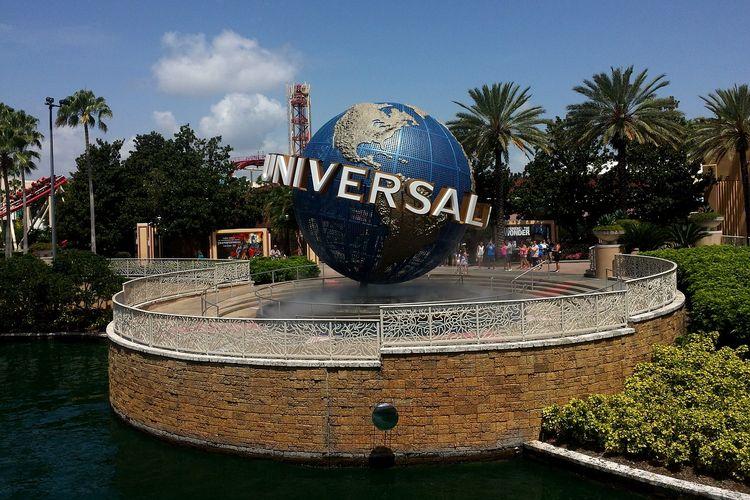 Universal Studio Orlando, Florida, Amerika Serikat