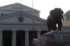 Pra-Rekonstruksi, Polisi Periksa CCTV dan Lokasi Petugas Keamanan Museum Nasional