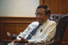 Mahfud MD Khawatir jika Terduga Teroris Pelintas Batas Kembali ke Tanah Air