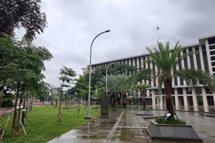 Masjid Istiqlal Jakarta Pusat