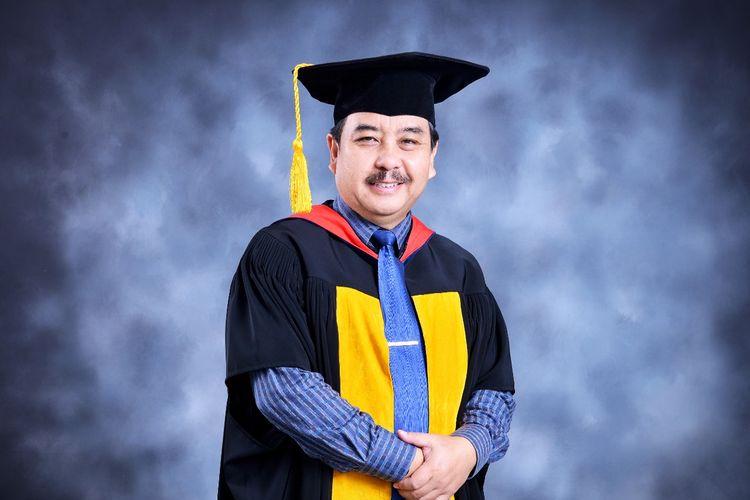Guru Besar dari Universitas Pendidikan Indonesia (UPI) Prof. Dr. H. M. Solehuddin, M.Pd., MA.