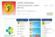 Jadi Syarat Perjalanan Udara dan Laut, Berikut Cara Mengisi e-HAC