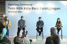 IKEA Resmi Buka Toko Terbarunya di Bandung Barat