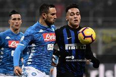 Inter Vs Napoli, Empat Pendukung Napoli Dilaporkan Ditikam di Stadion
