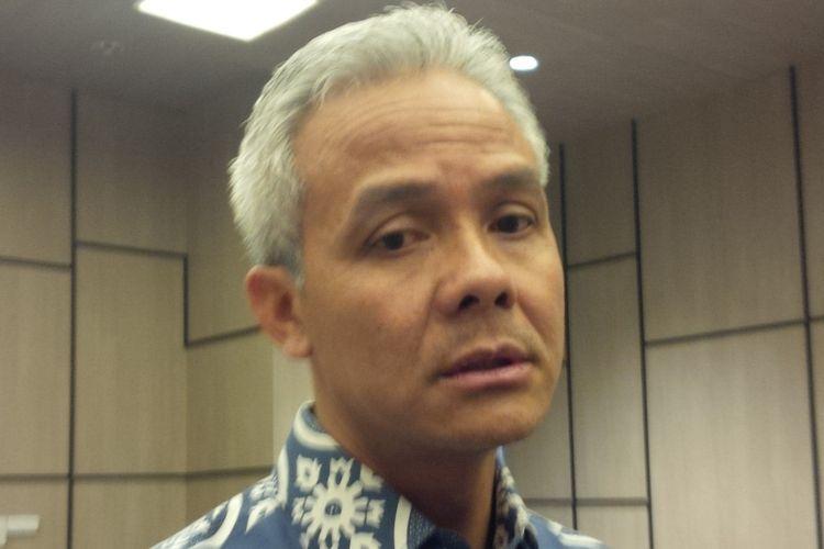 Gubernur Jawa Tengah Ganjar Pranowo, Sabtu (26/1/2019).