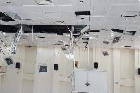 Mahasiswa Indonesia yang Jadi Korban Bom Turki Terluka akibat Plafon Ambruk