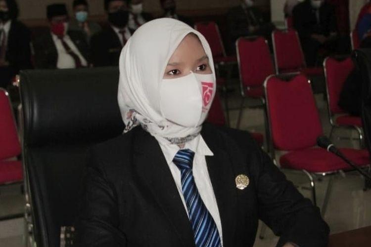 Anggota DPRD Kota Tegal dari Fraksi PAN Nur Fitriani (Istimewa)