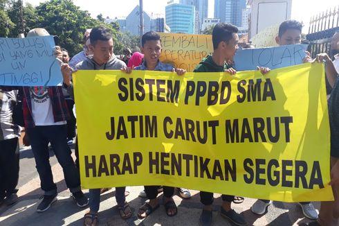 Diprotes Wali Murid, PPDB SMA 2019 Ditutup Sementara di Jatim
