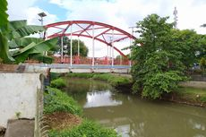 Sempat Dilanda Banjir Awal 2020, Kawasan Pondok Bahar di Tangerang Kini Dipasang Tanggul