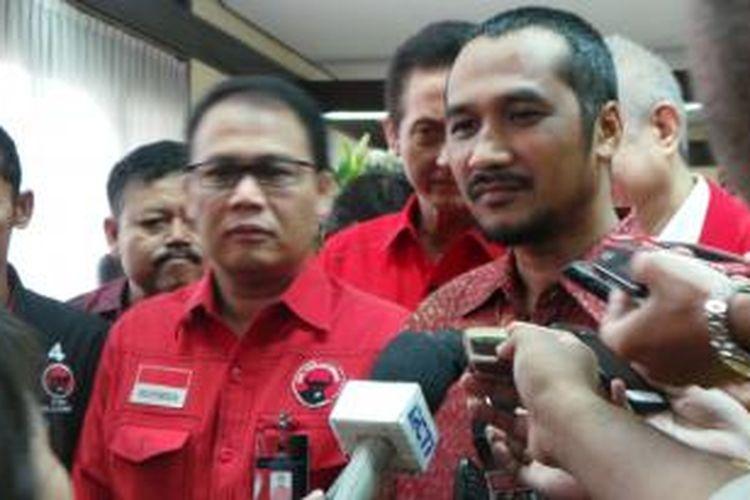 Ketua Komisi Pemberantasan Korupsi (KPK) Abraham Samad