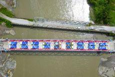 Usai Uji Beban, Jembatan Wai Kaka Tunggu Sertifikat Laik Fungsi