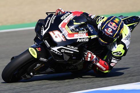 Raih Pole MotoGP Ceko, Johann Zarco Bidik Podium, tetapi...