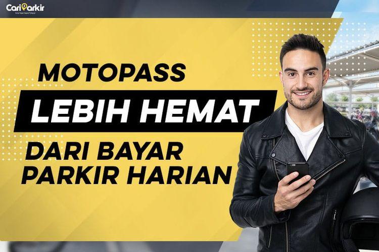 CariParkir merilis MotoPass untuk memudahkan pengendara roda dua saat bayar parkir