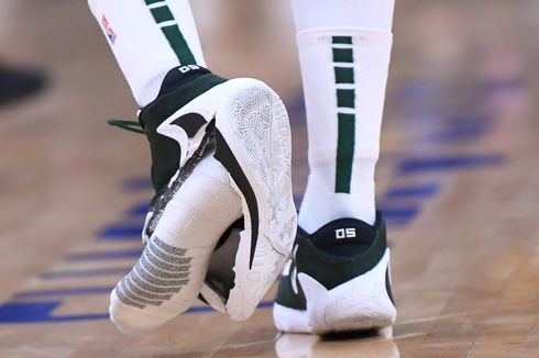 Sepatu Basket Nike Hancur Lagi di Pertandingan NBA