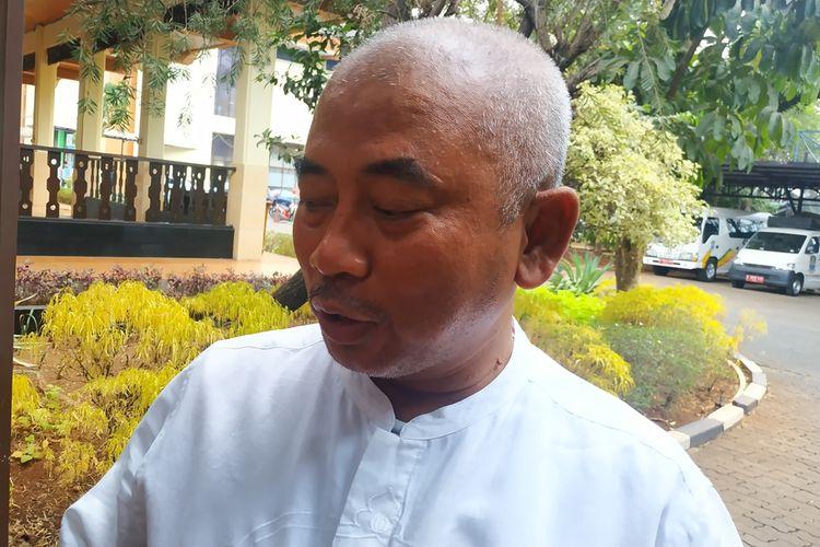 Wali Kota Bekasi Rahmat Effendi ditemui di Kompleks Pemerintah Kota Bekasi, Jumat (13/9/2019).