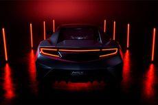Jadi Model Terakhir, Honda NSX Type S Generasi Kedua Siap Meluncur