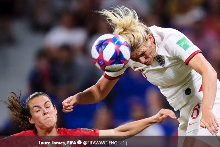 Inggris vs AS semifinal Piala Dunia Wanita 2019