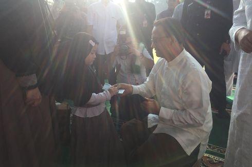 Idul Fitri, Siang Anies Sungkeman di Lebak Bulus, Sore
