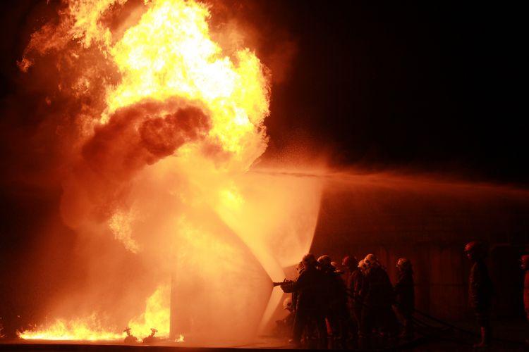 Cara mencegah kebakaran akibat korsleting listrik