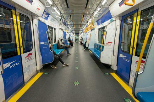 STRP Tak Berlaku, Calon Penumpang MRT Jakarta Wajib Tunjukkan Sertifikat Vaksinasi