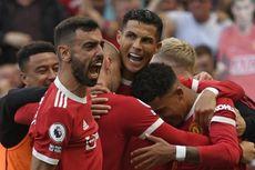 Reaksi Wapres Juventus Saat Tahu Ronaldo Cetak 2 Gol untuk Man United