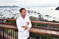 Kata Jokowi, Jalanan RI Sudah Ramai dengan Mobil Listrik di 2024
