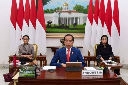 Sri Mulyani Bangga Jokowi Tetap Kerja di Tengah Suasana Duka