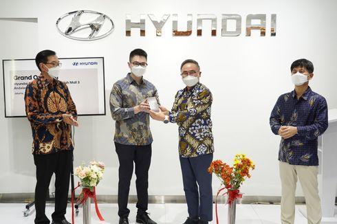 Sapa Warga Jakarta Selatan, Hyundai Buka Jaringan di Pondok Indah