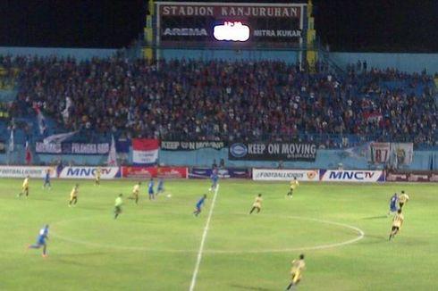 Hajar Mitra Kukar 4-1, Arema Juara Grup B Menpora Cup