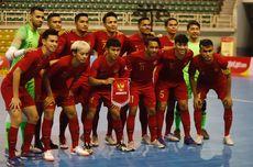 AFF Futsal Championship, Indonesia Vs Vietnam Berakhir Imbang 0-0